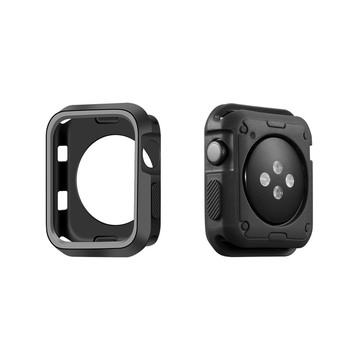 Soft TPU Case for Apple Watch 4