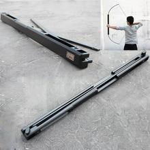 Арбалет для охоты 35/55 фунтов портативный складной лук для взрослых лук из алюминиевого сплава лук и стрелы для стрельбы из лука для взрослых