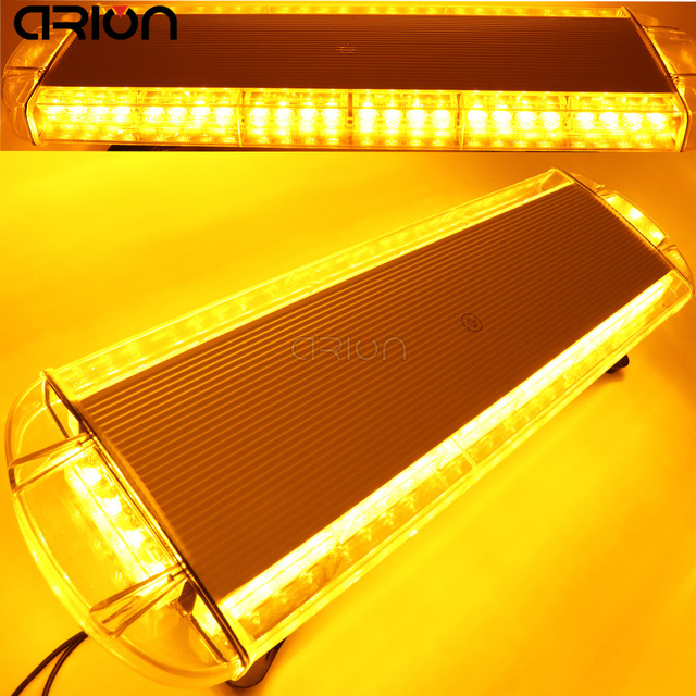 Cirion 56w 56 led light bar emergency beacon warn tow truck plow cirion 56w 56 led light bar emergency beacon warn tow truck plow response strobe amber traffic mozeypictures Images