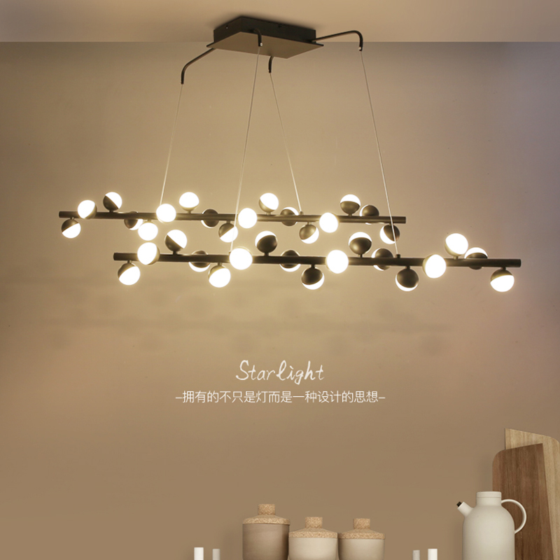 Modern LED pendant lights for Living Room Kitchen suspension Black/White AC85~265V hanging lamp dinning room decor pendant lamp fashional black white pendant lamps good looking hanging lights for indoor decoration for dinning room living room rest room