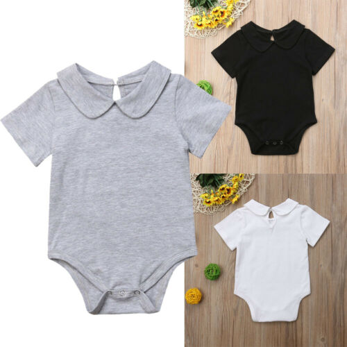 Baby Clothing Cotton Newborn Infant Kids Baby Boy Romper Jumpsuit Clothes Outfits