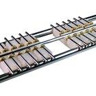 ①  6Pcs 50см 1: 160 Модель Train N Scale DIY Аксессуары Беговая дорожка без соединительной линии N Scal ①