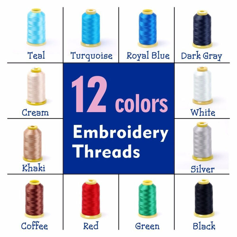 new-embroidery threads