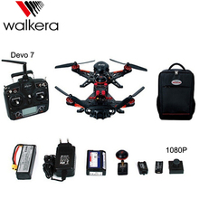 Walkera Runner 250 Advance 1080P Camera GPS System Racer RC Drone Quadcopter with DEVO 7 / OSD / backpack RTF Version