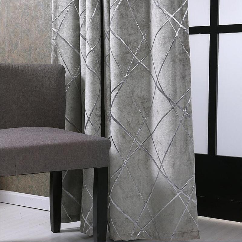 遮光ジャカードカーテンリビングルームカスタムサイズアイボリーグレータンアメリカンスタイルのカーテンに窓    グループ上の ホーム