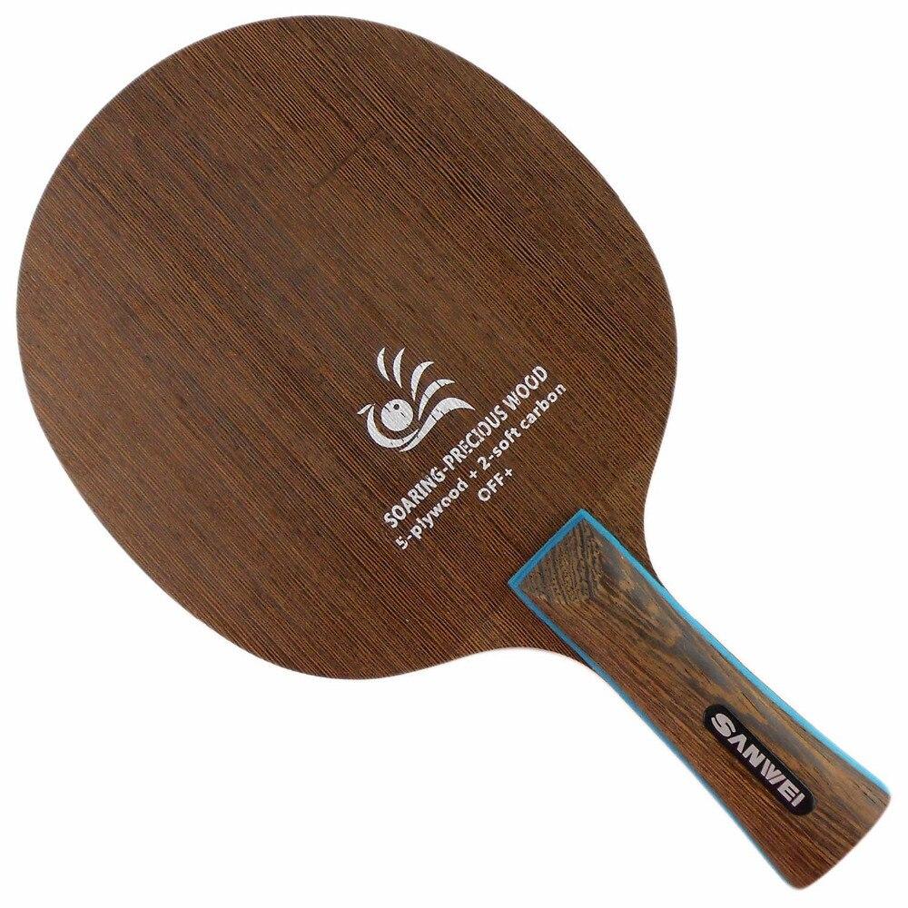 Lame de Tennis de Table Sanwei H3 Wing-2 (H-3, H 3)