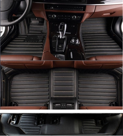 Custom Specia Floor Mats For Ford Expedition  Waterproof Car Carpets