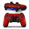 Новое поступление 2 шт. албания наклейку кожи для PS4 контроллер наклейки для Playstation 4 наклейка виниловые наклейки кожи