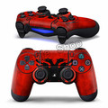 New Arrival 2pcs Albania Skin Sticker for PS4 Controller Stickers for Playstation 4 Decal Vinyl Skin Stickers