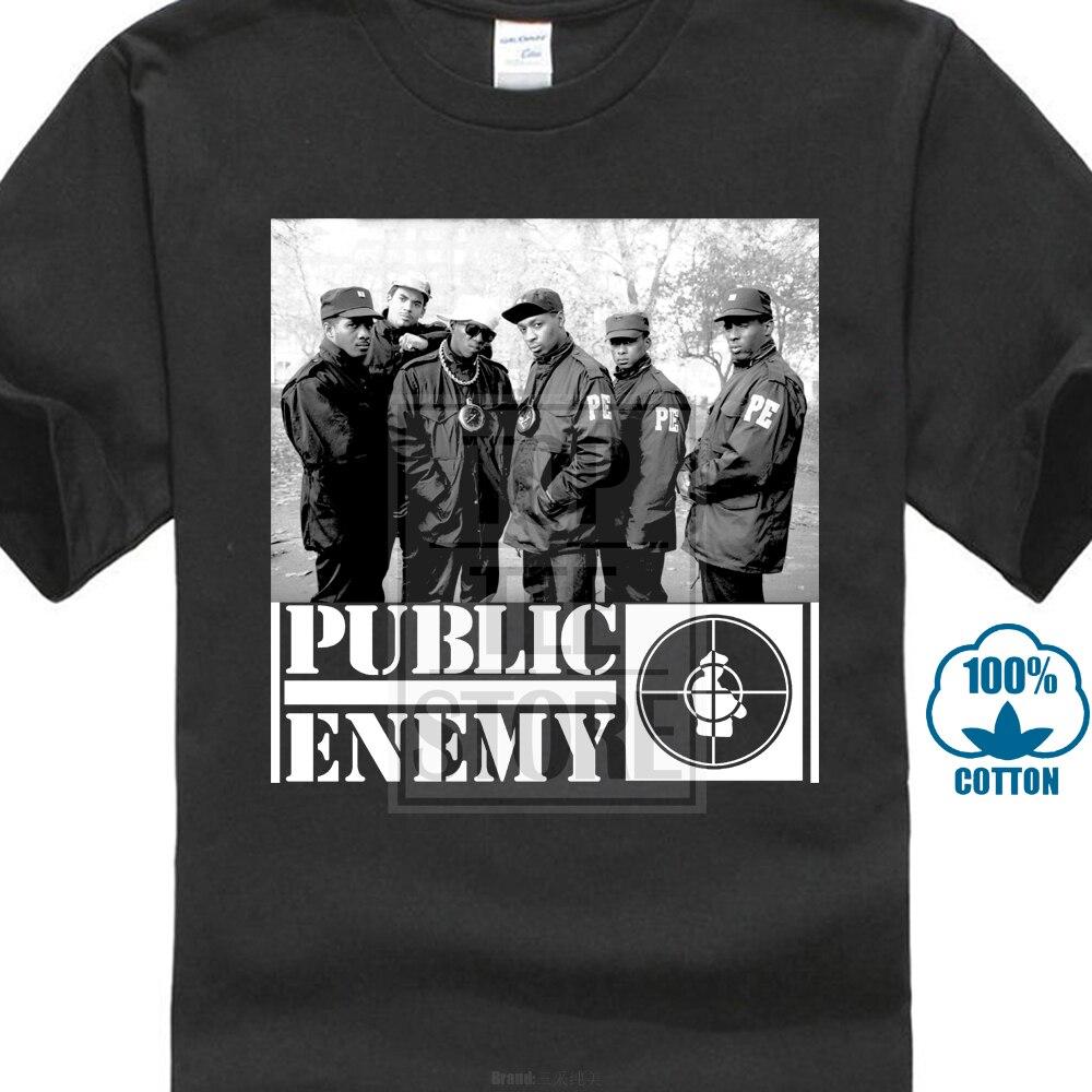 524f54d6 Detail Feedback Questions about Public Enemy Hip Hop Rare 1982 Gildan Men'S Black  T Shirt Size M 5Xl on Aliexpress.com | alibaba group