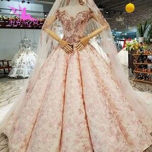 Image 1 - AIJINGYU Petite suknia ślubna suknie Chile Sexy panna młoda koreański wielkiej brytanii korzystnym cenowo sklepie sklepach kupić suknia turcja suknie ślubne
