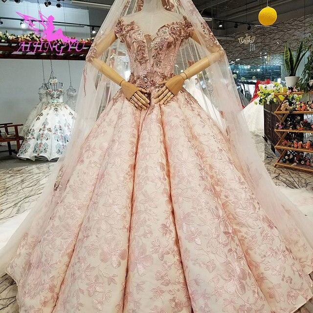 AIJINGYU Petite suknia ślubna suknie Chile Sexy panna młoda koreański wielkiej brytanii korzystnym cenowo sklepie sklepach kupić suknia turcja suknie ślubne