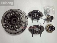 CLUTCH KITS Clutch Assembly FOR FORD FOCUS 2012 2017 1.6 T For Fiesta Ecosport