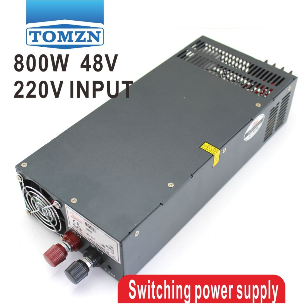 800W 0V TO 48V adjustable 16.6A 220V Single Output Switching power supply for LED Strip light AC to DC800W 0V TO 48V adjustable 16.6A 220V Single Output Switching power supply for LED Strip light AC to DC