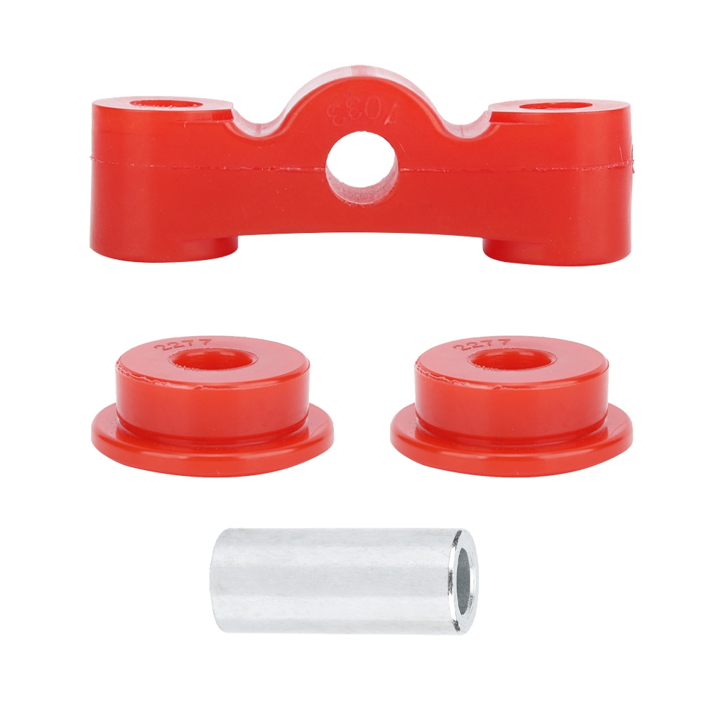 Manual Transmission Shifter Stabilizer Bushing Set Fit For Honda Civic D Series 1992-2000 For Honda CRX 1990-1991