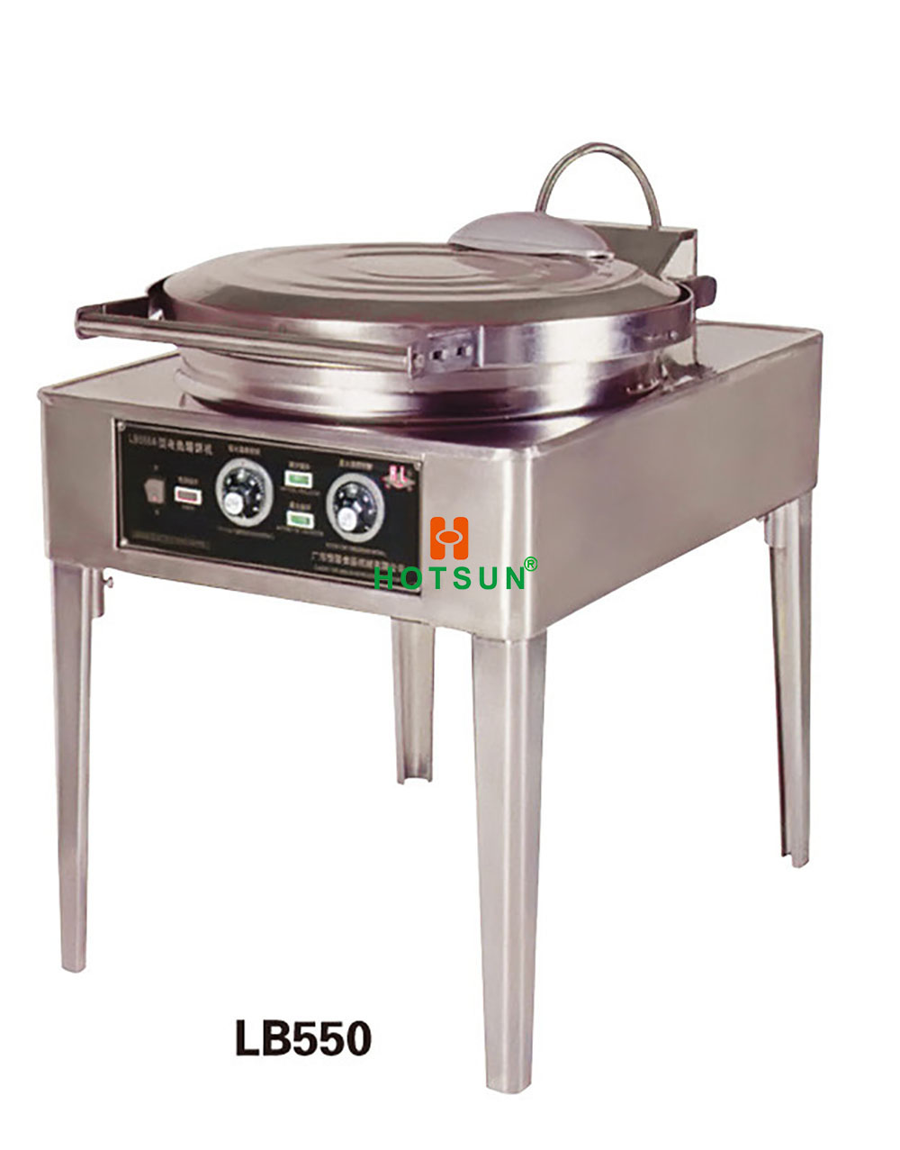 Free Shipping Heavy Duty Scone Machine Naan Bread Pancake Crepe Maker Machine дырокол deli heavy duty e0130