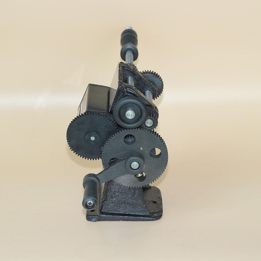 Bobinatrice manuale di conteggio della bobina della mano della doppia - Set di attrezzi - Fotografia 3
