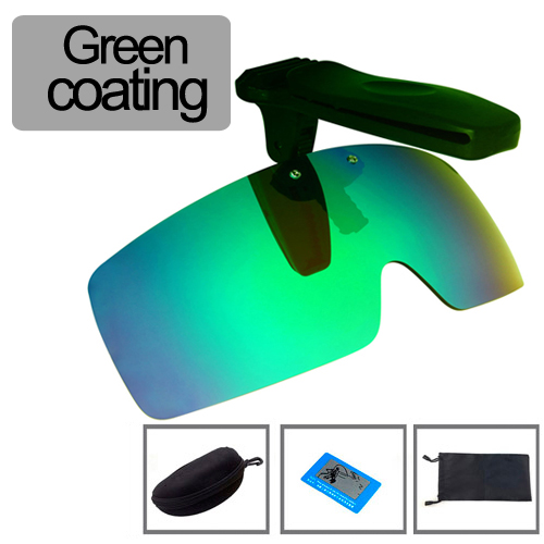Coating green case