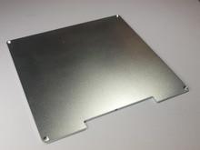 Reprap Prusa i3 3D printer parts Anodized Aluminum BUILD PLATE for Heated Bed 3D Printer RepRap Prusa