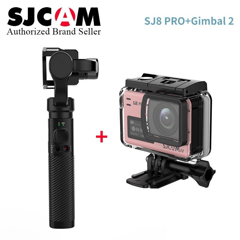 SJCAM SJ8 Pro SJ8 Série 4 K 60FPS WiFi À Distance Casque caméra d'action Ambarella Chipset 4 K/60FPS Ultra HD sports extrêmes caméra de recul - 3