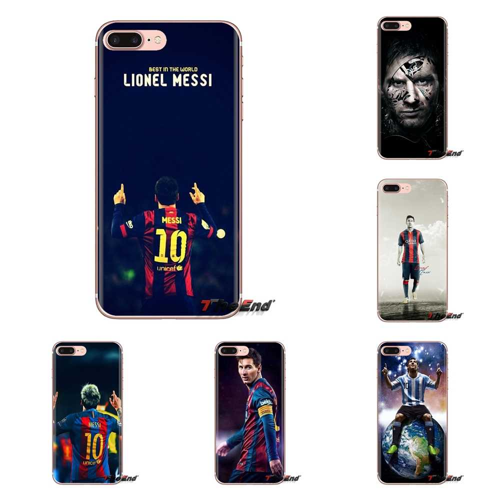 Soft Transparent Cases Covers Lionel Leo Messi No.10 For Huawei Mate Honor 4C 5C 5X 6X 7 7A 7C 8 9 10 8C 8X 20 Lite Pro