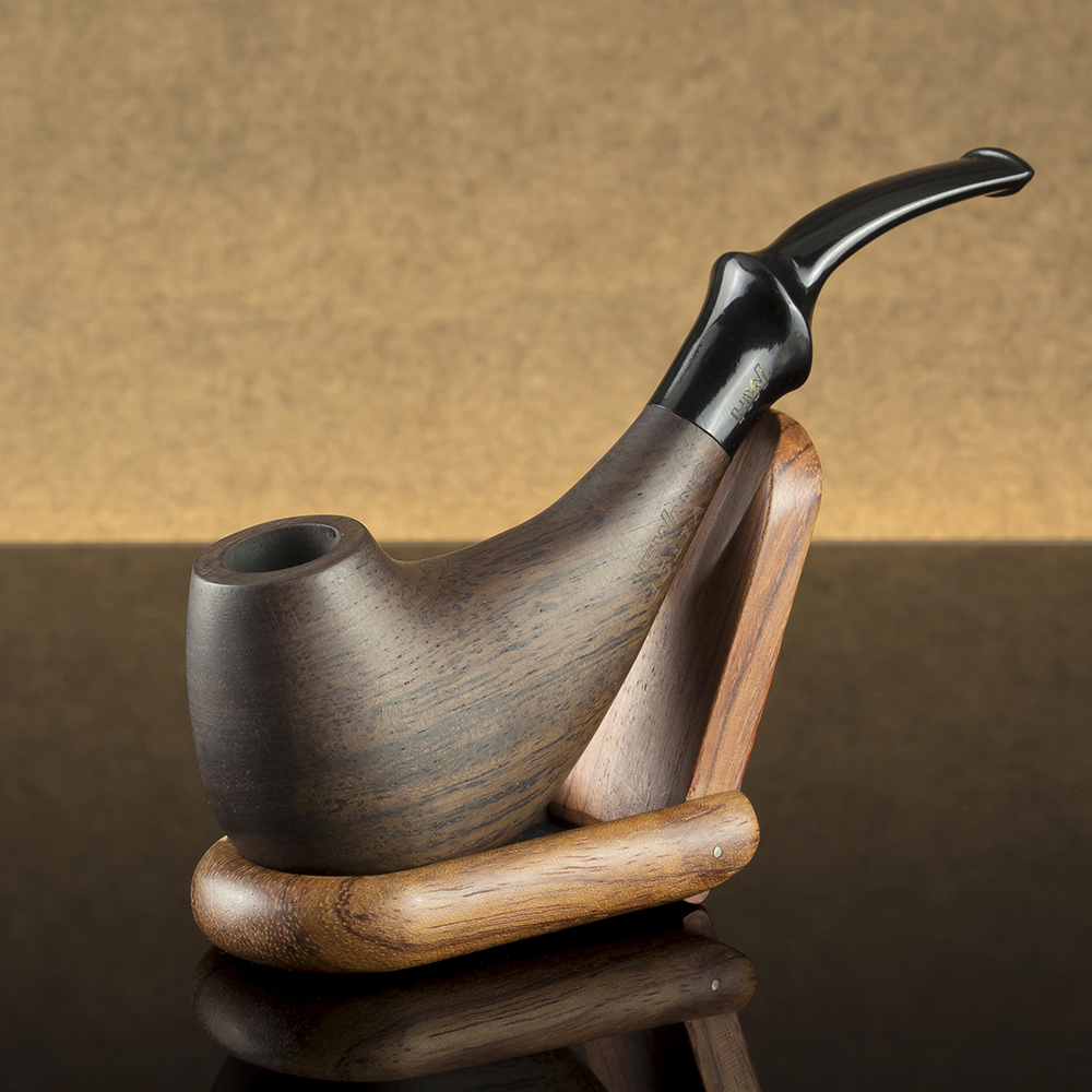 Top Grade Wooden Pipe 9mm Filter Tobacco Pipe Sickle Style Smoking Pipe with 10 tools Handmade Ebony Wood Pipe Smoke AccessoryTop Grade Wooden Pipe 9mm Filter Tobacco Pipe Sickle Style Smoking Pipe with 10 tools Handmade Ebony Wood Pipe Smoke Accessory