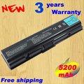 5200 мАч 6 ячеек новая батарея для Toshiba Satellite A300 A305 pa3534u-1brs, Бесплатная доставка