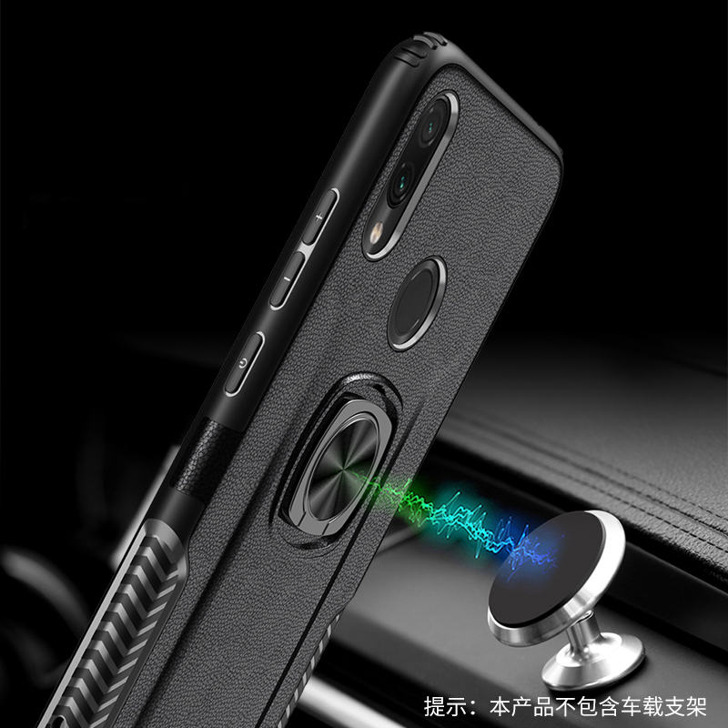 Shockproof Armor <font><b>Case</b></font> For <font><b>Honor</b></font> 20 View 10 View20 10i 8A Pro <font><b>8X</b></font> 10 Lite 8S With Holder Cover For Huawei Y5 Y6 Y7 Y9 2019 Fundas image