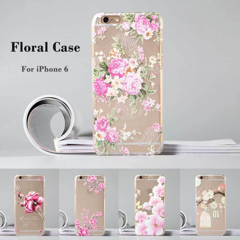 phone case iphone 6 floral