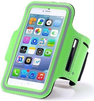Sportowe etui na ramię dla iphone 7 Plus Huawei P8 P9 lite P10 P20 P30 P40 akcesoria do biegania na zewnątrz sportowe ramię zespół brassard case tanie i dobre opinie Ricestate L-XL