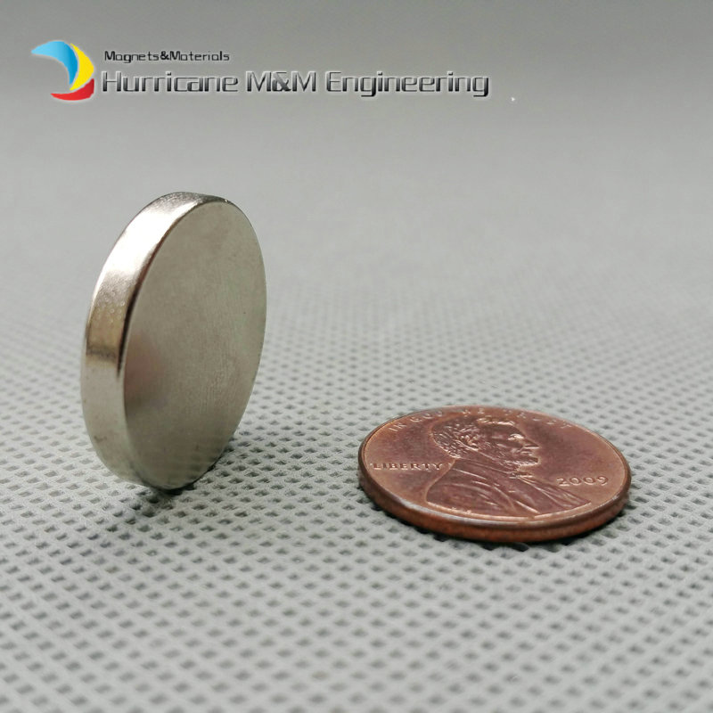1 pack Diameter 20x3 mm Jelwery magnet NdFeB Disc Magnet Neodymium Permanent Magnets Grade N35 NiCuNi Plated Axially Magnetized 1 pack diametrically ndfeb magnet ring diameter 9 53x3 18x3 18 mm 3 8 1 8 1 8 tube magnetized neodymium permanent magnets