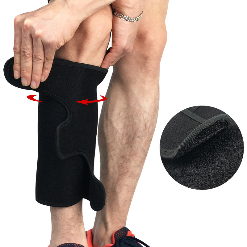 1PC Calf Support Compression Leg Sleeve Running Sports Socks Shin Splint Outdoor Exercise Brace Wrap Knee Guard Pad