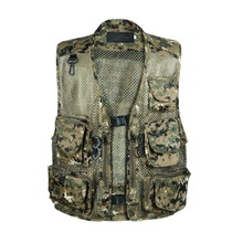 Fishing Vest Summer Outdoor Mens Workwear Vests Hiking Multi-pockets Professional Photography Vest Unloading Jackets Male ,GA131 zuoxiangru hiking tactical vest fishing vest men s m 6xl multi pockets photography jacket camping multi pockets hunting vest