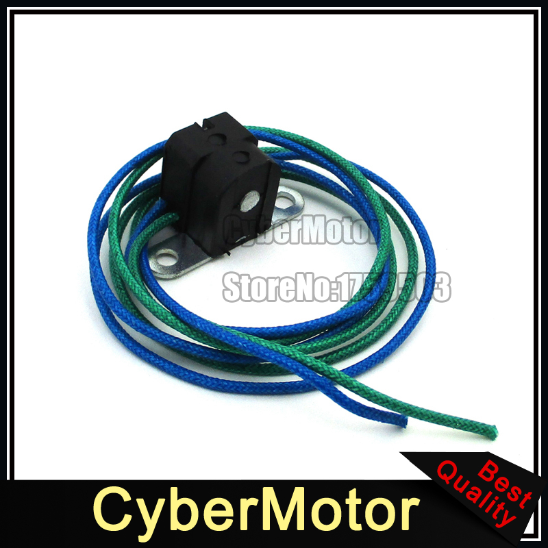500 Ohms Stator Pick-up Pulsar Coil For ATV YFM 600 660 Grizzly R Raptor 4x4 Special Limited Edition California