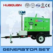 Передвижная осветительная генератор набор 4*1000 осветительное оборудование
