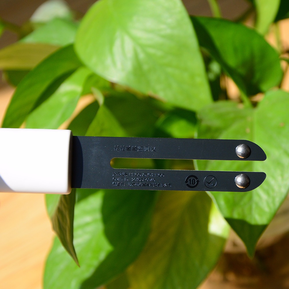 Moniteur d'origine Xiaomi Mi Flora Millet Digital Plants Herbe Fleur Sol Sol Testeur d'eau Capteur Moniteur Xiaomi Plant Smart Detector (5)