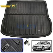 Tapis de coffre arrière pour AUDI Q5 SQ5 2008 – 2017, doublure de coffre, tapis de sol, boue, 2010, 2011, 2012, 2013, 2014