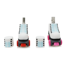 Usb 2.0 pendrive 4G 8G 16G 32G roller skate pen drives Flash drive memory stick