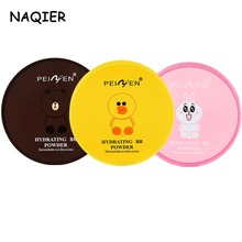 foundation powder Skin Finish Powder Natural Mineral Cream Oil control Brighten Studio Fix Concealer maquillaje Setting