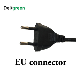 Image 2 - Deligreen 29.4V 2A chargeur de batterie Lithium Ion LiNCM chargeur pour 7 série chargeur électrique pour auto équilibrage scooter Hoverboard