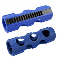 New Style SHS Full 14 Steel Teeth Piston For Airsoft G P CA Marui ARES ICS