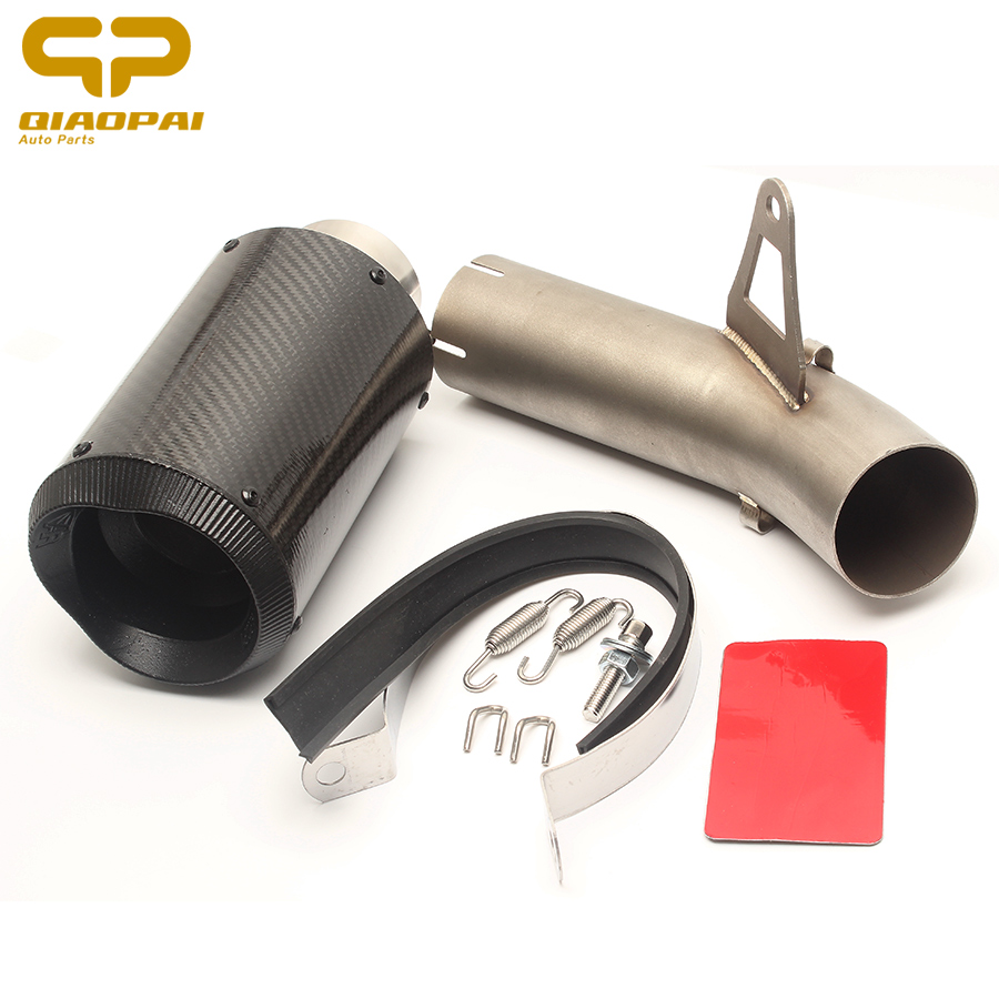 Pk Bazaar Exhausts Exhaust Systems Motorcycle Carbon Fibre Exhaust