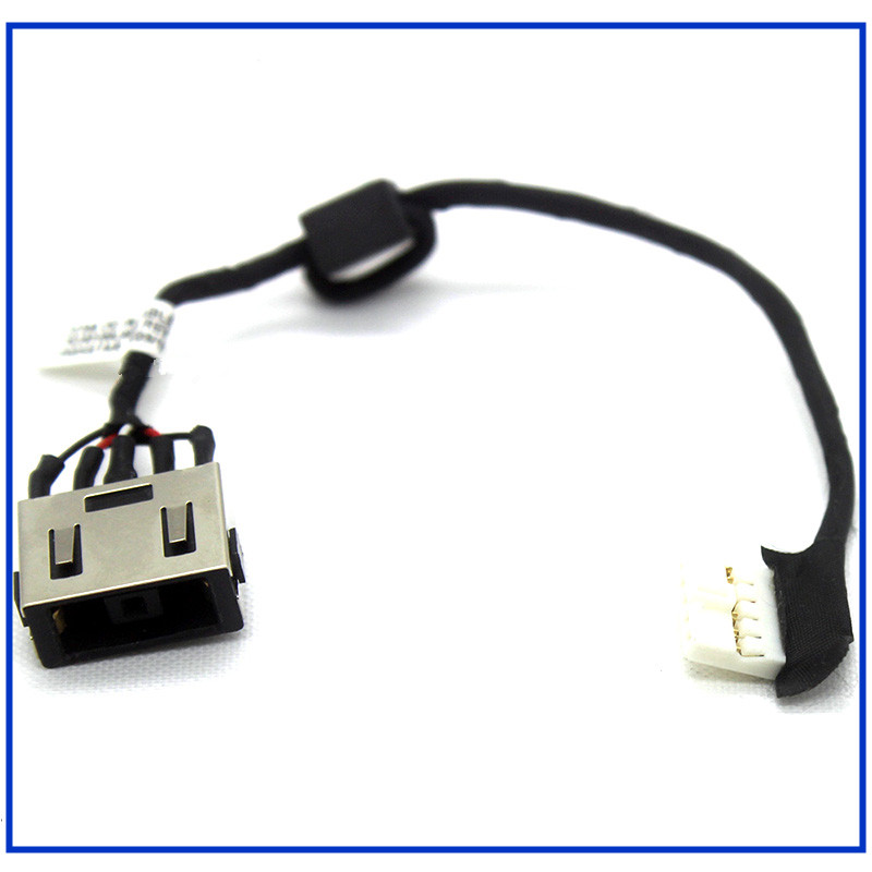New DC Power Jack Cable For Lenovo B70-80 80MR G70-35 80Q5 DC Charging Connector Plug Port Power Wire Cord