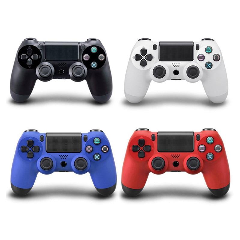 Drahtlose Bluetooth Gamepad Controller Für PS4 Spiel Controller Joystick Gamepads für PlayStation 4 Konsole für PS4 Pro Schlank