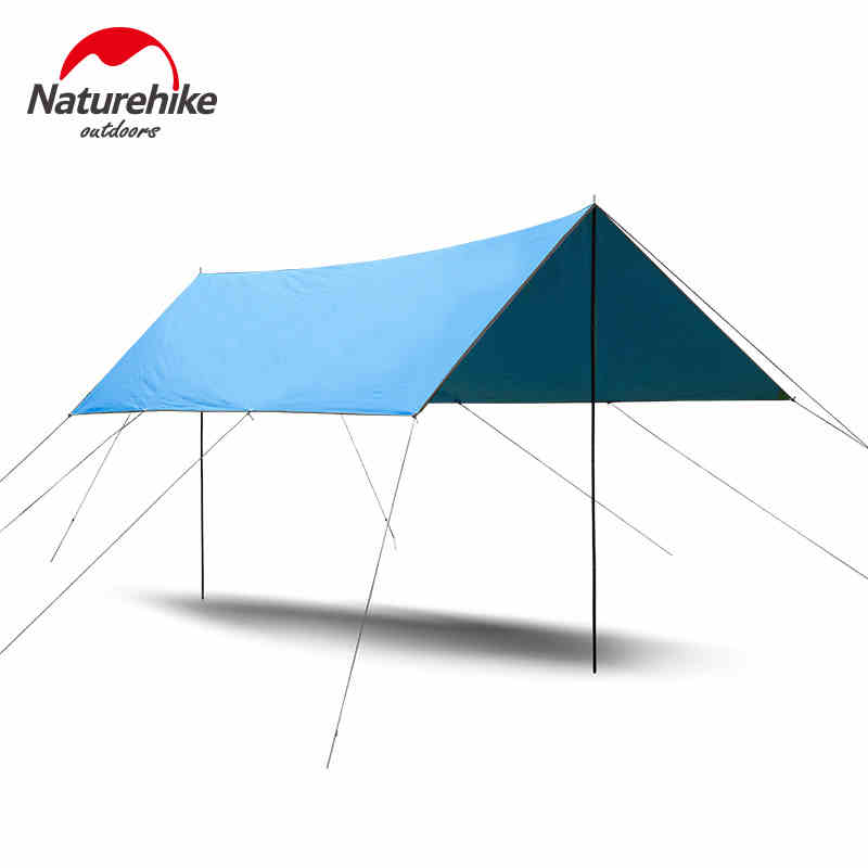 4M*3M Awning Outdoor Sunshade Oxford Sun Shelter Rectangle Tentoria Fishing Tent Draped In Shades Gazebo Retractable Awnings 4 1 5m sun shelter sunshade camouflage tent outdoor waterproof awning sun shelter sunshade camping mat for picnic t15 0 5