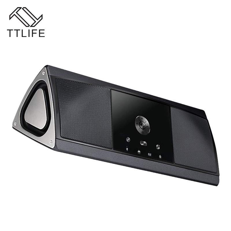 все цены на TTLIFE K1 Premium Bluetooth Speaker True Wireless Stereo HiFi Incredible Sound Bass Speaker Dual 10W Soundbar TF Card Subwoofer онлайн
