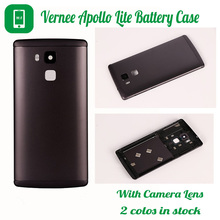 Hacrin для vernee Apollo Lite Батарея случае телефон замена Корпус Защитный пластиковый Батарея чехол для vernee Apollo Lite