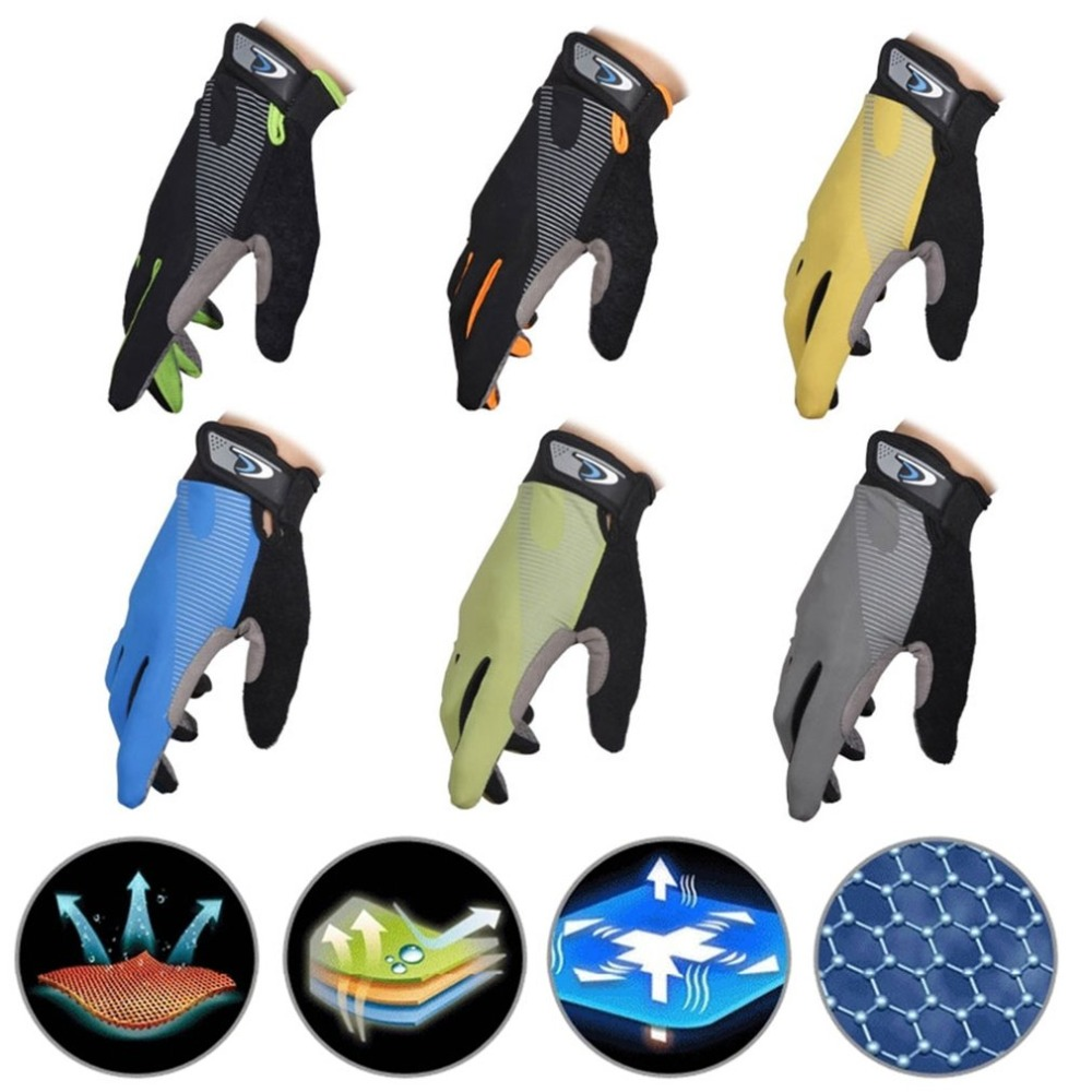 Hot Motorcycle Gloves Windstopper Full Finger Ski Gloves Warm Riding Glove Outdoor Sports M L XL Size Car-styling Touch Screen