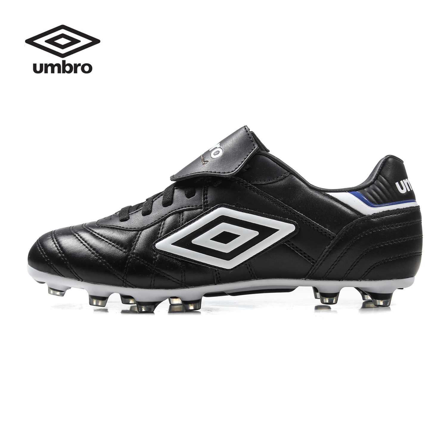 Umbro Men's Outdoor Soccer Shoes  Soft Ground(SG)  Hard Court Leather Lace up Football Boots  Men Sneakers Sports Shoes Ucb90113-in Soccer Shoes from Sports & Entertainment
