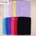 FENGRISE 20X23cm Tutu Crochet Tops Chest Wrap Tube DIY Tulle Spool Apparel Sewing Knitted Fabric Birthday Gifts Tulle Skirt